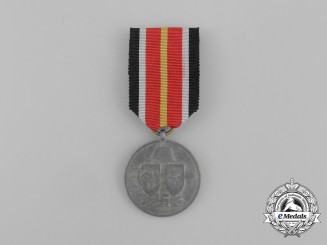 "A 1944 Campaign Medal for the Spanish ""Blue Division"" Volunteers in Russia"