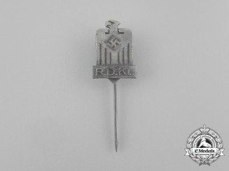A RDKL (National Association of German Small Animal Breeders) Membership Stick Pin