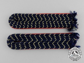 Germany, Reichsbahn. A Mint Set of Deutsche Reichsbahn Official's Shoulder Boards