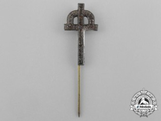 "A 1935 ""Day of the Volk"" Stick Pin"