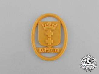 An Unknown Third Reich Period Danzig Badge