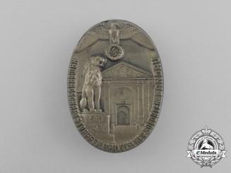 A 1936 Platz-Landau region meeting of War Comrades Badge