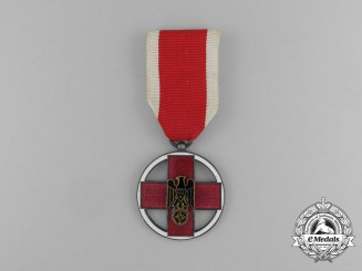 A Second War German DRK (German Red Cross) Service Medal