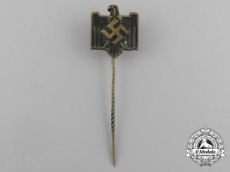 A Second War German DRL Membership Stick Pin
