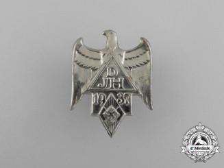 A 1937 DJ/HJ Rally Badge