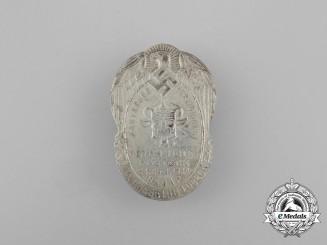 A 1934 NSDAP Mecklenburg-Lübeck Oath of the Political Leaders Ceremony Badge