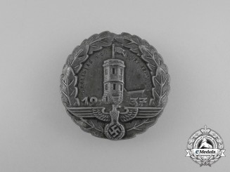 A 1937 NSDAP Fuld 4th District Council Day Badge