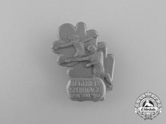 "A 1938 HJ Regional ""Sports Days"" Badge"