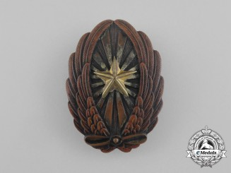 A Second War Japanese Pilot's Badge