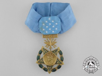 A Vietnam War Period American Air Force Medal of Honor