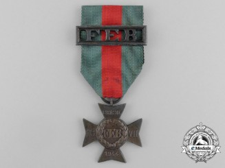 A Second War Brazilian Expeditionary Force Cross (FEB)