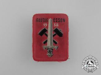 A 1938 Essen Regional Council Day Badge