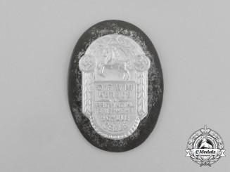 A Third Reich Period German Celle Fireman's School Badge