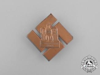 A 1939 Znaim NDAP District Council Day Badge