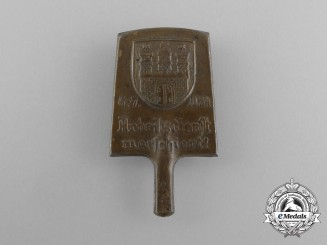 A 1934 RAD (National Labour Service) Marching Badge