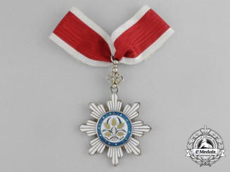 China, Republic. An Order of the Golden Grain, Officer, c.1920