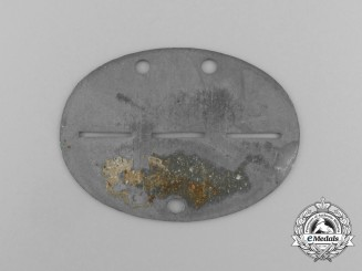A Second War Luftwaffe Recruits Company Pilot Reserve Battalion Identification Tag