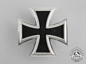 A Mint Iron Cross 1939 First Class; 1957 Version by Wilhelm Deumer