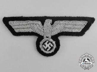 A Wehrmacht Heer (Army) Officer's Breast Eagle
