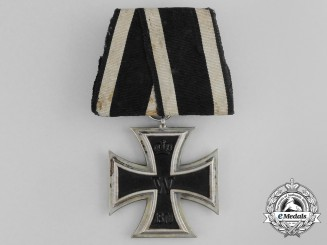A Parade-Mounted Iron Cross 1870 Second Class