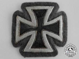 A Rare Cloth Version Iron Cross 1914 First Class