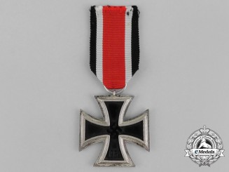 A Mint Iron Cross 1939 Second Class by Gustav Brehmer of Markneukirchen