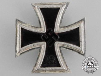 An Iron Cross 1939 First Class by B. H. Mayer's Kunstprägeanstalt of Pforzheim