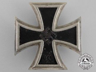 An Iron Cross 1939 First Class by Klein & Quenzer of Idar-Oberstein