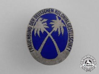 A Women's League of the German Colonial Association