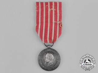 A French Italy Campaign Medal 1859