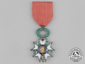 A French Order of the Legion; Knight of the Fourth Republic (1951-1962)
