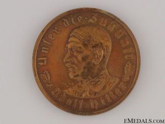 AH Schicksalswende (Twist of Fate) Medal 1933