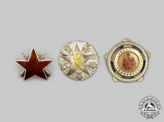 Yugoslavia, Socialist Federal Republic. A Lot of Three Orders