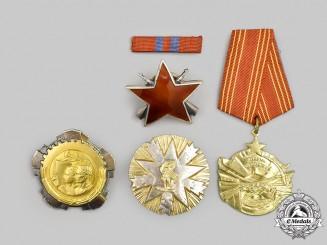 Yugoslavia, Socialist Federal Republic. A Lot of Four Orders