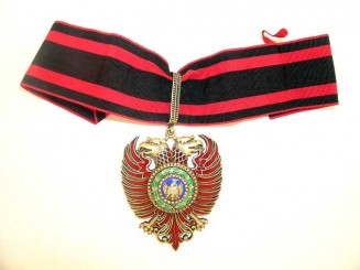 ORDER OF SCANDERBEG