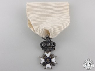 An 1815-1824 French Fleur de Lys Decoration