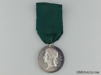 An 1822 George IV Royal Visit to Scotland Medal