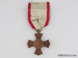 An 1848 Napoleonic Veteran's Cross