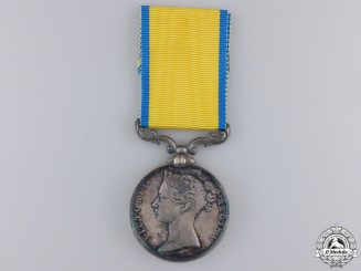 An 1854-1855 Baltic Campaign Medal