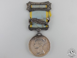 An 1854 Crimea War Medal to the C.Bennett  Consign #41