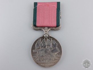 An 1854 Turkish Crimea Medal; Sardinia issue