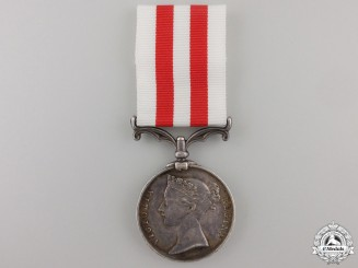 An 1857-1858 India Mutiny Medal to the Bengal Artillery
