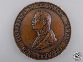 Austria, Empire. A 1859 Johann Franz Kempen Fiftieth Year in the Army Medal