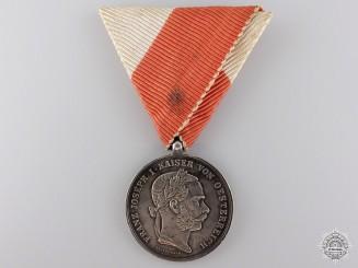 An 1866 Austrian Prague Commemorative Medal