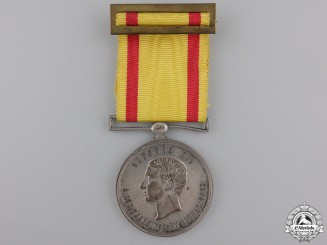 Spain, Kingdom. An Alfonso XII Medal of Distinction, c.1875