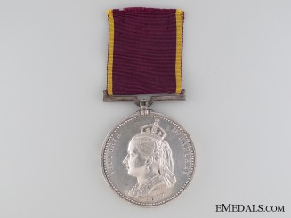 An 1877 Empress of India Medal