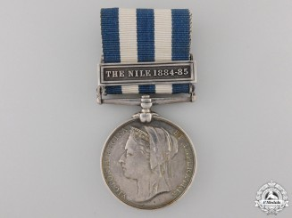 An 1882-1889 Egypt Medal to the 2nd Essex Regiment