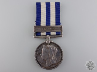 United Kingdom. An 1882 Egypt Campaign Medal for El-Teb