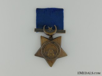 An 1884-86 Khedive's Star