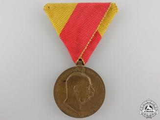 An 1908 Austrian Bosnia Commemorative Medal